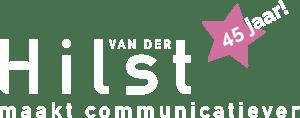 VDH_logo 45 jaar_wit