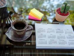 Kalender 2021 trainingen en opleidingen