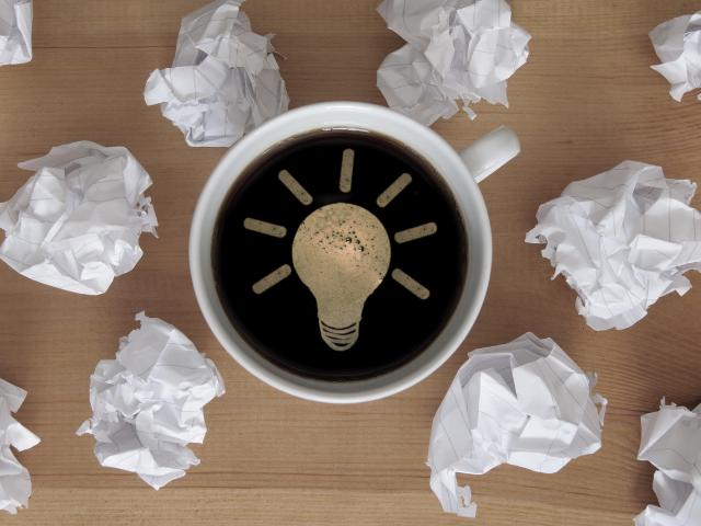 Koffie en clichéverhalen